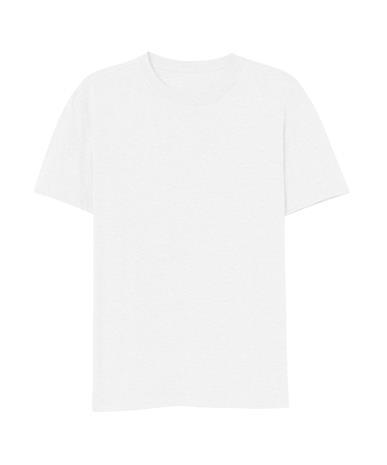 Texpak miesten T-paita, valkoinen 6XL