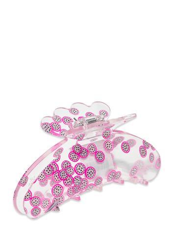 Sui Ava Helle Fruit Big Accessories Hair Accessories Hair Pins Vaaleanpunainen Sui Ava DRAGON FRUIT