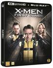 X-Men: First Class (Blu-Ray + 4k UHD), elokuva