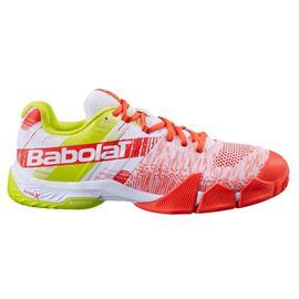 Babolat Movea Padel White/Red 2021 47, Padelkengät