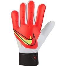 Nike Maalivahdin Hanskat Match Motivation - Punainen/Musta/Neon