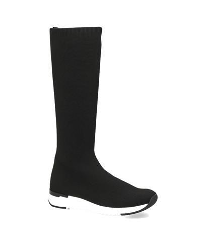 Caprice naisten pitkävartiset saappaat, musta 40