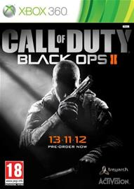 Call of Duty: Black Ops 2, Xbox 360 -peli