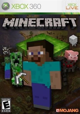 Minecraft, Xbox 360 -peli