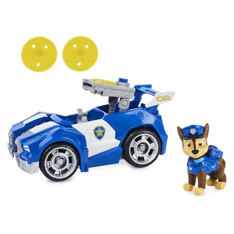 Paw Patrol Movie Themed Vehicle Chase