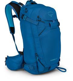 Osprey Kamber 30 Selkäreppu Miehet, sininen