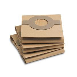 Paperipussit pölynimurille Karcher; 3; 3 kpl.