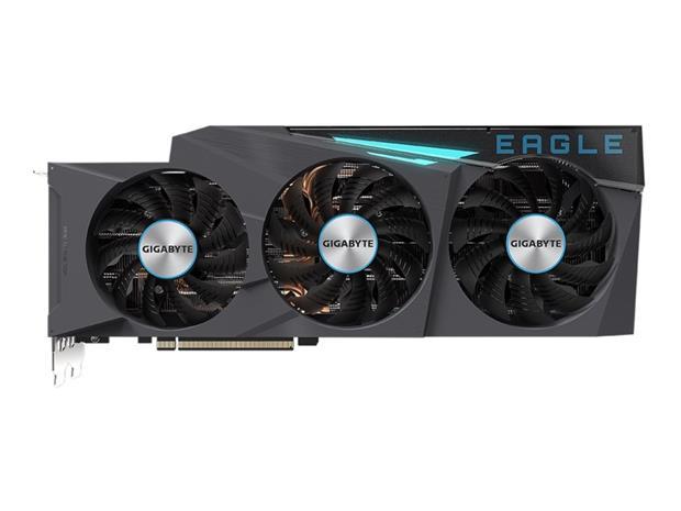 Gigabyte GeForce RTX 3080 Ti EAGLE 12 GB, PCI-E, näytönohjain