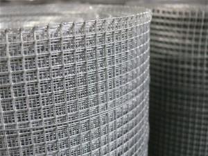 Jyrsijäverkko Silm 8x8 mm/ 1x25 m, kuumasinkitty