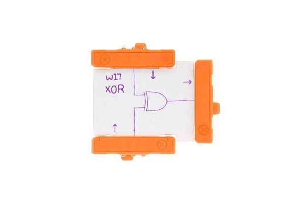 littleBits XOR
