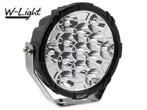 W-Light Booster 9 9-36V 11500lm pyöreä LED lisävalo