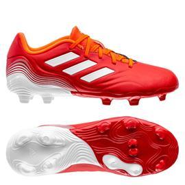 adidas Copa Sense .3 FG Meteorite - Punainen/Valkoinen/Punainen Lapset