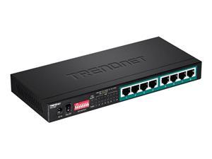 TRENDnet TPE-LG80, kytkin