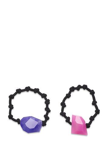 STINE GOYA Nevils, 1275 Jewelry Accessories Jewellery Bracelets Chain Bracelets Musta STINE GOYA PINK BLUE
