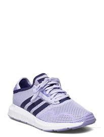 adidas Originals Swift Run X J Matalavartiset Sneakerit Tennarit Liila Adidas Originals VIOTON/NGTSKY/LPURPL