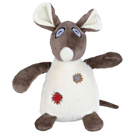 Trixie Rat Plush Dog Toy