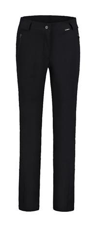 Icepeak naisten softshell-housut DORAL, musta 46