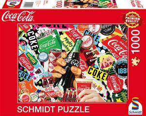 Schmidt Coca Cola Is it! 1000p palapeli