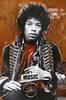 Juliste Hendrix by artist