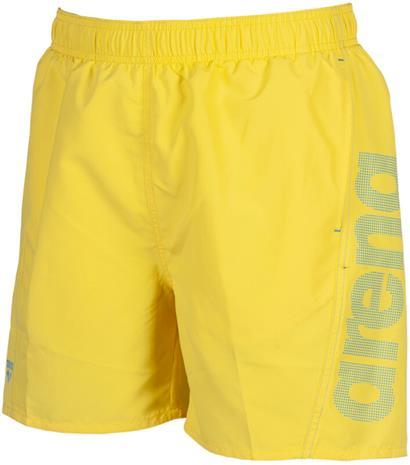 arena Fundamentals Arena Logo Boxer Men, keltainen