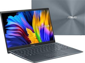 "Asus ZenBook 14 UM425QA-PURE3/R (Ryzen 7 5800H, 16 GB, 512 GB SSD, 14"", Win 10), kannettava tietokone"