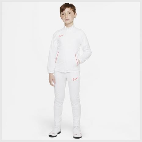 Nike Verryttelyasu Dri-FIT Academy - Valkoinen/Punainen Lapset