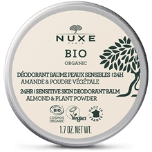Bio Organic 24h Sensitive Skin Deodorant Balm 50 ml