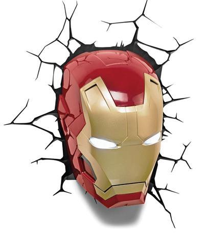 Paladone Marvel Avengers Seinävalaisin Iron Man