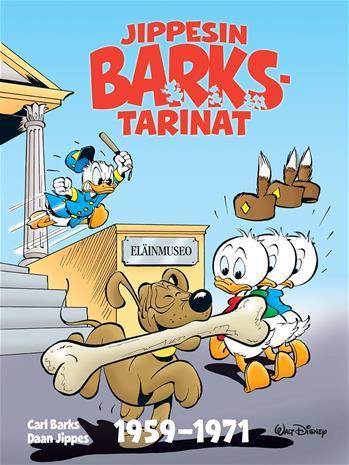 Jippesin Barks-tarinat 1951–1971 (Daan Jippes), kirja