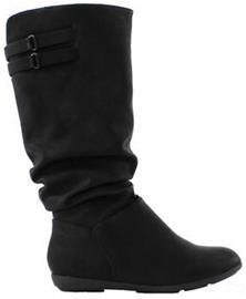Duffy saappaat 97-39267 musta, Naisten kengät