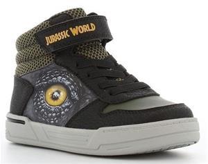 Jurassic World Mid Tennarit, Black/Khaki, 32