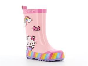 Hello Kitty Kumisaappaat, Pink, 24