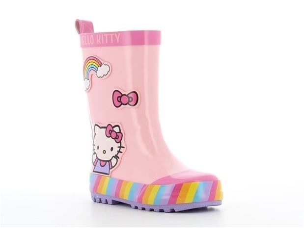 Hello Kitty Kumisaappaat, Pink, 30