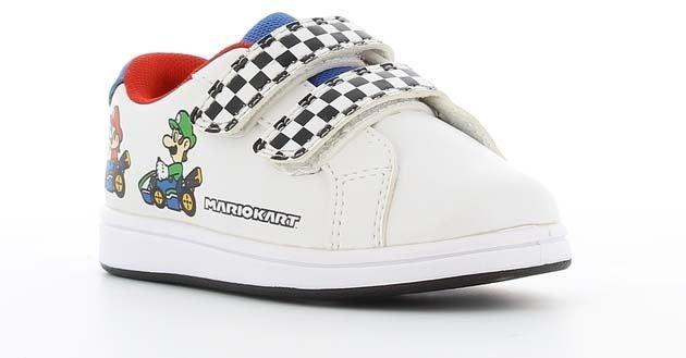 Nintendo Super Mario Tennarit, White, 30