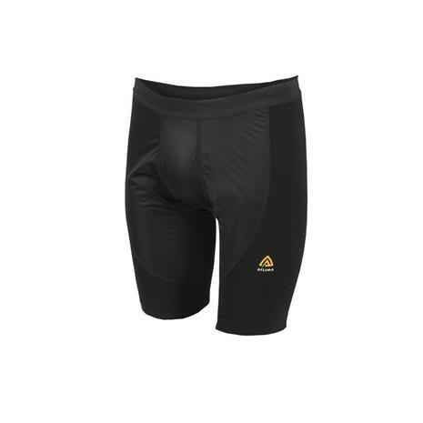 Aclima Warmwool Long Shorts miesten tuulelta suojaavat pitkät alusshortsit