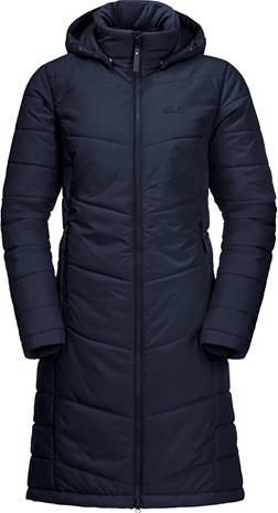Jack Wolfskin North York Coat W Night blue M