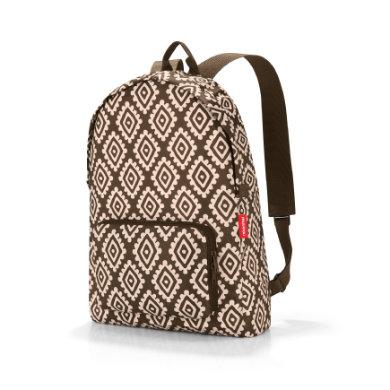 reisenthel ® mini maxi reppu timantti s mokka