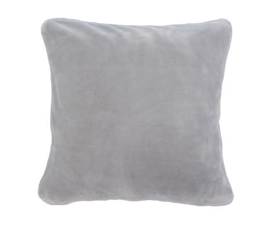 Gözze Cashmere Premium - koristetyyny, hopeanharmaa, 50 x 50 cm