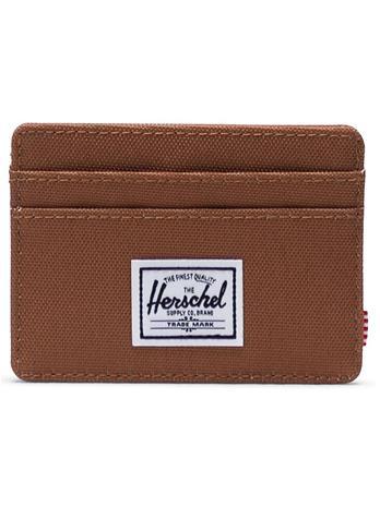 Herschel Charlie RFID Wallet rubber
