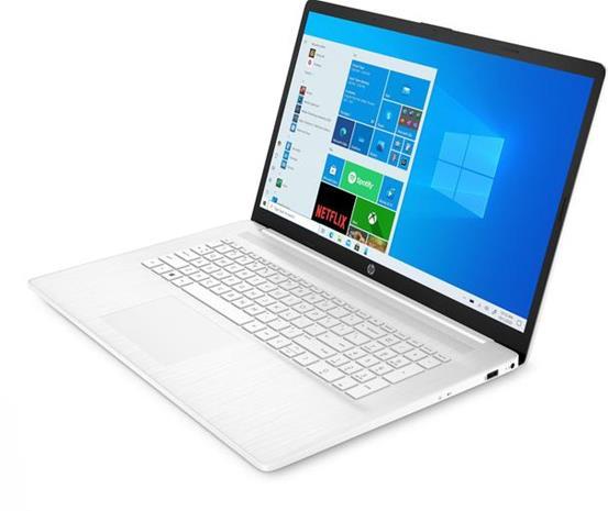 """HP Laptop 17-cp0036no (Ryzen 5 5500U, 8 GB, 1000 GB SSD, 17,3"""", Win 10), kannettava tietokone"""
