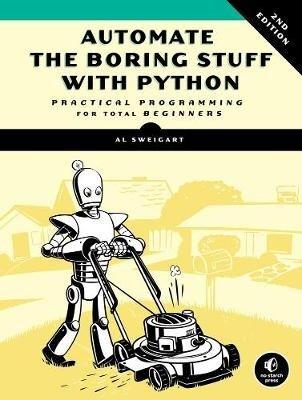 Automate the Boring Stuff with Python (Al Sw, kirja