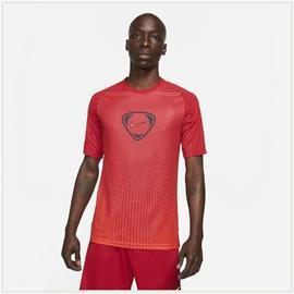 Nike Treenipaita Dri-FIT Academy Joga Bonito - Punainen/Punainen