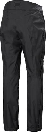 Helly Hansen Women's Verglas 3L Shell Pant Musta XS