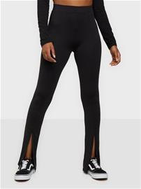 Only Onlemily Aria Long Leggings Wvn Black