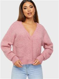 Co'couture Leona V-Knit Cardigan