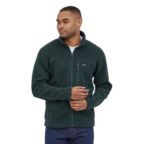 Miesten Patagonia Classic Synchilla Fleece Jacket – fleecetakki, Northern Green / XL