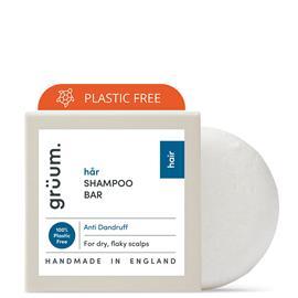 grüum Hår Zero Plastic Anti-Dandruff Shampoo Bar 50g
