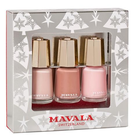 Mavala Silver Trio Nudes