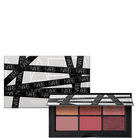 NARS Exclusive Unwrapped Mini Eyeshadow Palette Gift Set