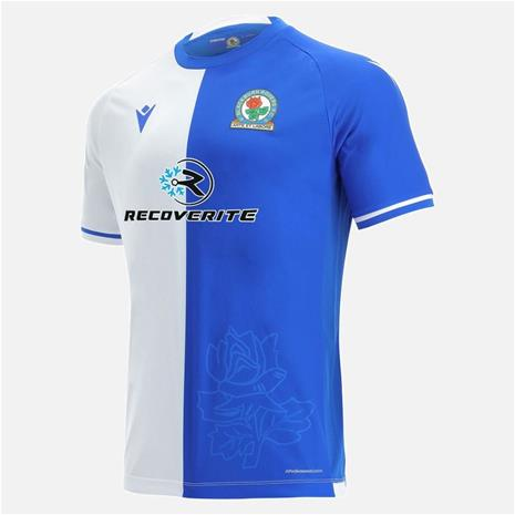 Blackburn Rovers Kotipaita 2021/22
